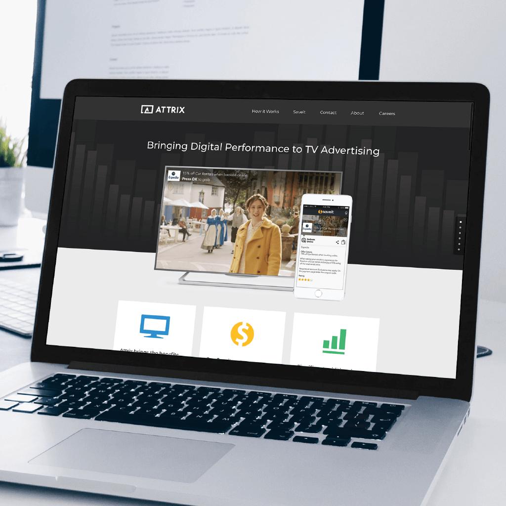 Attrix Identity and Website
