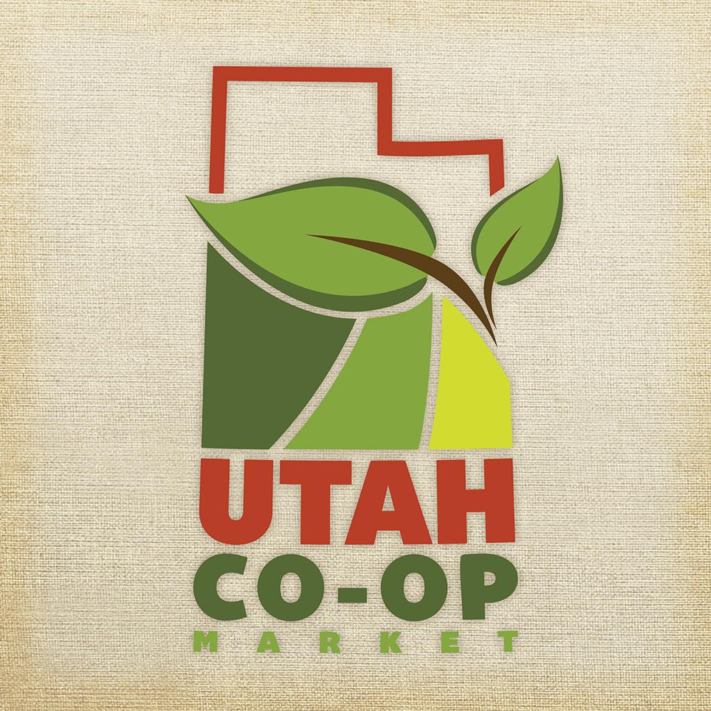 Utah Co-Op Market Identity